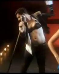Amanda Palmer's Belly